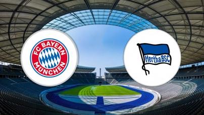 Soi kèo Bayern Munich vs Hertha Berlin, 01h30 ngày 17/08 VĐQG Đức