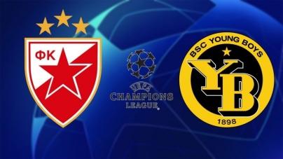 Soi kèo Crvena Zvezda vs Young Boys, 02h00 ngày 28/08, Champions League