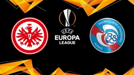 Soi kèo Eintracht Frankfurt vs Strasbourg, 01h30 ngày 30/08, Europa League