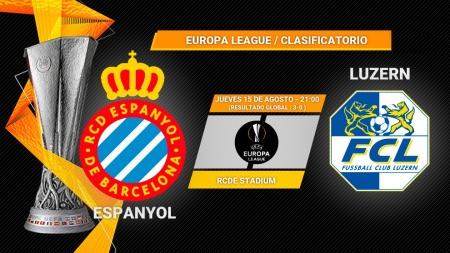 Soi kèo Espanyol vs FC Luzern, 02h00 ngày 16/08, Europa League