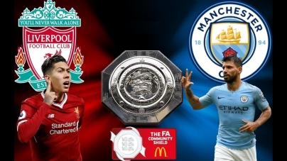 Soi kèo Liverpool vs Manchester City, 21h00 ngày 04/08, Siêu Cúp Anh