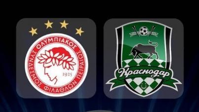 Soi kèo Olympiakos vs Krasnodar, 02h00 ngày 22/08, Champions League