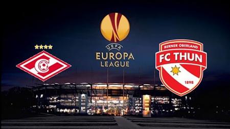 Soi kèo Spartak Moscow vs FC Thun, 23h30 ngày 15/08, Europa League