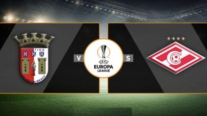 Soi kèo Sporting Braga vs Spartak Moscow, 01h30 ngày 23/08, Europa League
