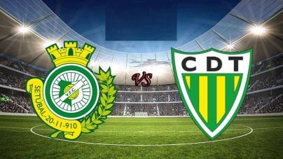 Soi kèo Vitoria Setubal vs Tondela, 02h15 ngày 13/08, VĐQG Bồ Đào Nha