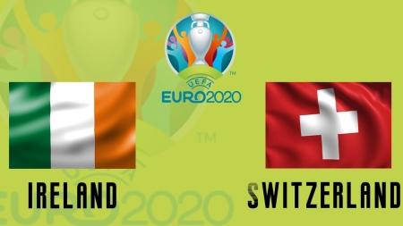 Soi kèo Ireland vs Thụy Sĩ, 01h45 ngày 06/09, Vòng loại Euro 2020