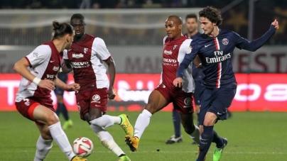 Soi kèo: Paris Saint Germain vs Metz – Cúp liên đoàn Pháp- 03h05 ngày 12/01