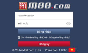 M88 Apps cho Android