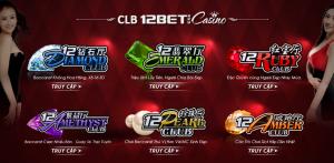 Nhà cái cá độ trực tuyến 12Bet luôn có những trò chơi mới thu hút khách hàng