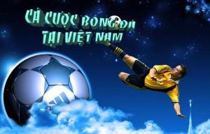 Cá cược bóng đá qua mạng ở Việt Nam chưa được hợp pháp