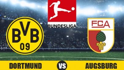 Soi kèo Dortmund vs Augsburg, 20h30 ngày 06/10, VĐQG Đức