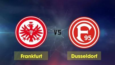 Soi kèo Frankfurt vs Fortuna Dusseldorf, 01h45 ngày 20/10, VĐQG Đức