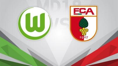 Soi kèo Augsburg vs Wolfsburg, 21h30 ngày 23/12, VĐQG Đức