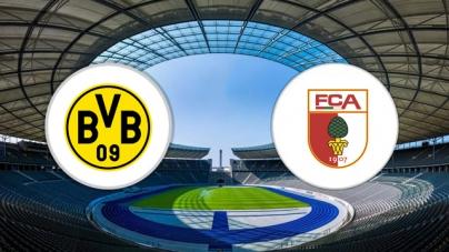Soi kèo Dortmund vs Augsburg, 20h30 ngày 17/08, VĐQG Đức