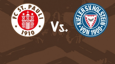 Soi kèo St. Pauli vs Holstein Kiel, 01h30 ngày 27/08, Hạng 2 Đức