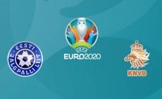Soi kèo Estonia vs Hà Lan, 01h45 ngày 10/09, Vòng loại Euro 2020