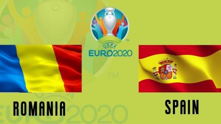 Soi kèo Romania vs Tây Ban Nha, 01h45 ngày 06/09, Vòng loại Euro 2020