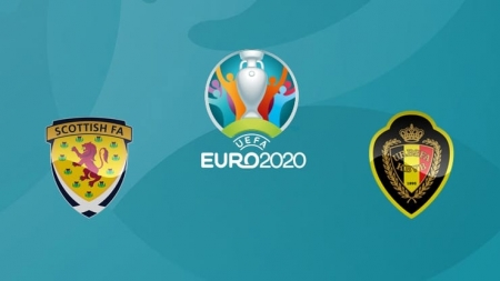Soi kèo Scotland vs Bỉ, 01h45 ngày 10/09, Vòng loại Euro 2020